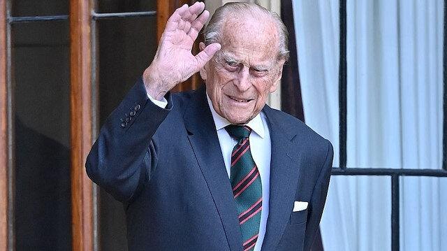 Kraliçe Elizabeth'in eşi Prens Philip 99 yaşında hayatını kaybetti
