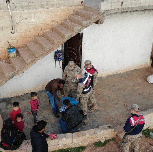 Şanlıurfada drone destekli kaçak sigara operasyonu