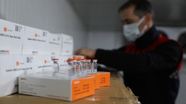 Vaka lideri Samsun'da korkutan veri: Aşıya randevu kapasitenin yarısı bile değil