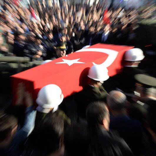Siirt'te bir askerimiz şehit oldu