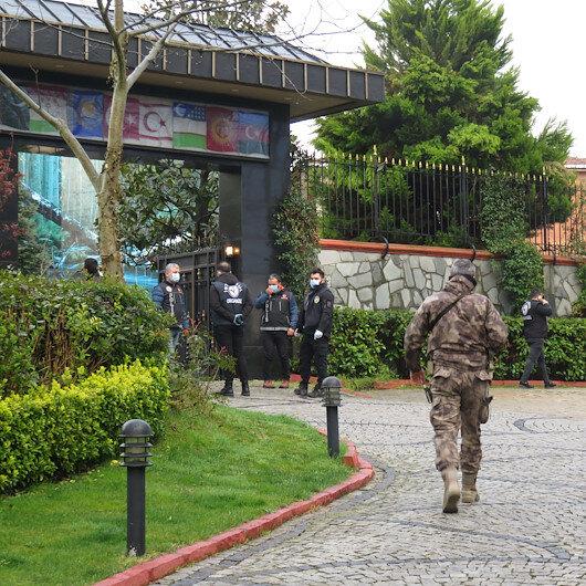 Sedat Pekerin Beykozdaki villasında polis araması