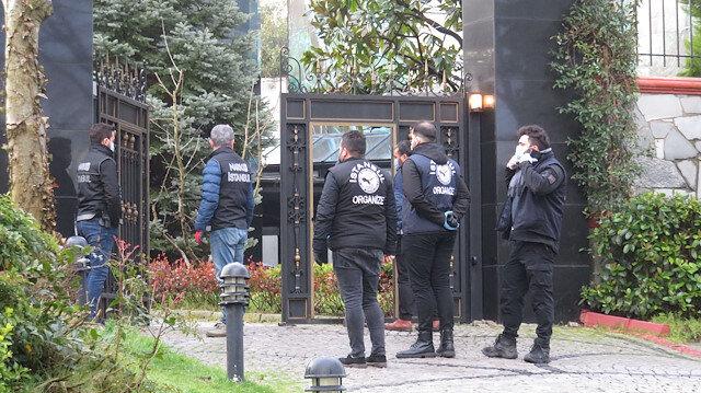Beş ilde dev operasyon: Polis Sedat Peker'in villasında arama yaptı