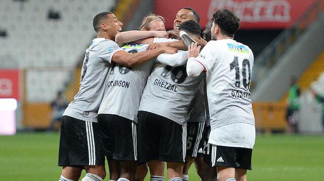 Beşiktaş'ta hedef 22