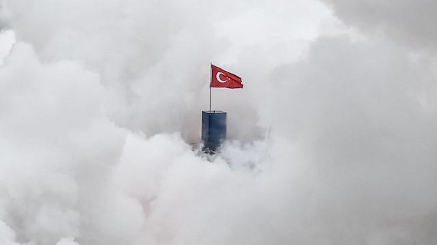 Türkiye Uzay Ajansı'ndan merak uyandıran paylaşım: Sizce bu ne olabilir?