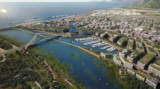 Çevre ve şehircilik harikası olacak