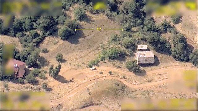 İHA buldu komando vurdu: 16 terörist böyle öldürüldü