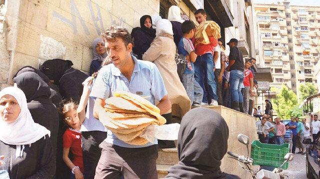 Esed'in derin krizi: Bir kilo et memur maaşını geçti