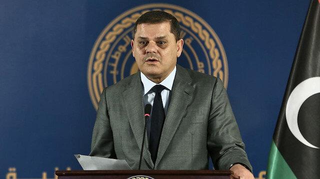 Libya'dan Türkiye'ye önemli ziyaret: Milli Birlik Hükümeti Başbakanı Dibeybe Ankara'ya geliyor