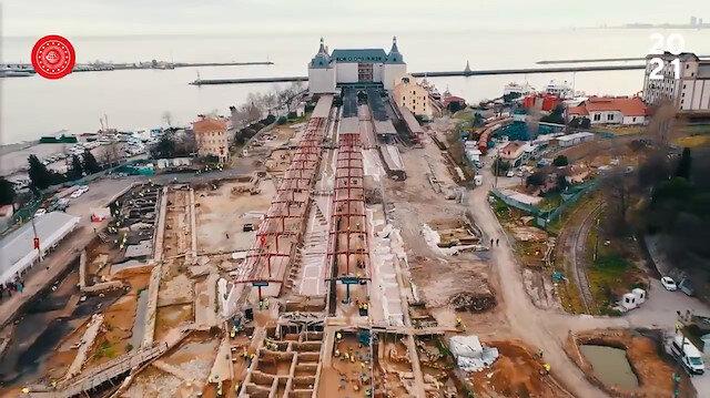 Bakanlıktan İBBye esprili Arkeopark göndermesi: Projeyi tanıttığı için İBBye teşekkür ederiz