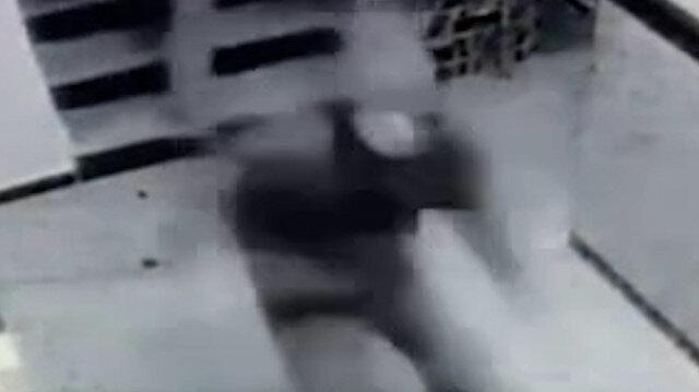 Beşiktaş'ta apartmana giren hırsızlar ev sahibine yakalandı