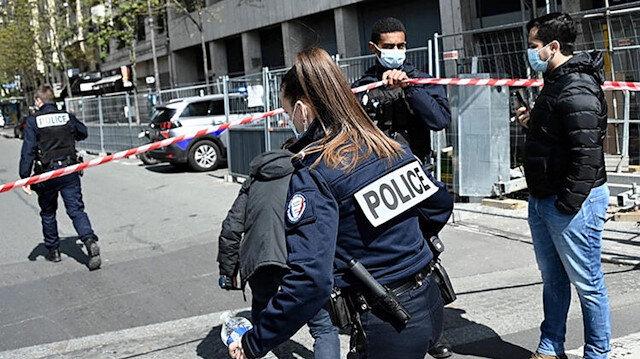 Paris'te hastane önünde silahlı saldırı: 1 ölü, 1 yaralı