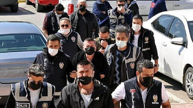 Kavgaya karışan Mustafa Üstündağ ve 5 kişi adliyeye sevk edildi