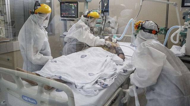 Türkiye'nin 12 Nisan koronavirüs tablosu açıklandı: Can yakan tablo