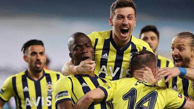 Fenerbahçe kritik Gaziantep maçında hata yapmadı: Zirve ile fark '4' oldu
