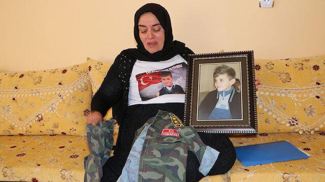 Kardeşi PKK tarafından kaçırılan abla: Boğuldu dediler örgütten fotoğrafları geldi hala inkar ediyorlar