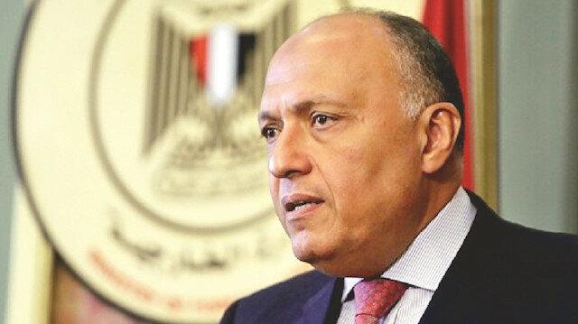 Mısır Dışişleri Bakanı Şukri: Türkiye ile diyaloğa istekliyiz