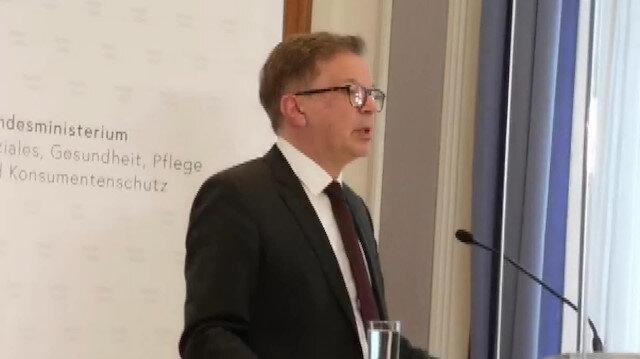 Avusturya'da Sağlık Bakanı gözyaşları içinde istifa etti: Zinde bir bakana ihtiyaç var