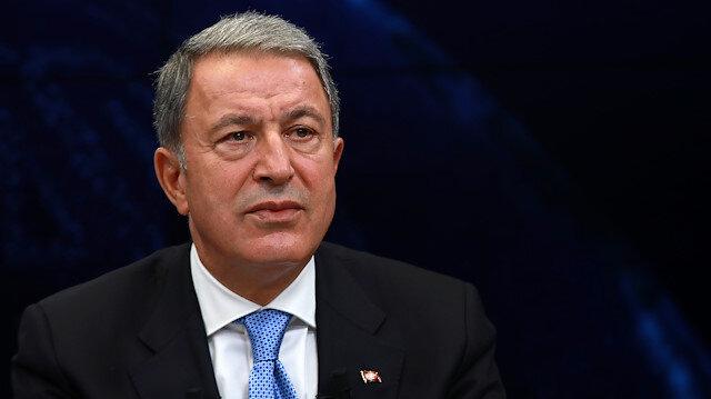 Milli Savunma Bakanı Akar: Rusya-Ukrayna gerginliğinin bir an önce bitmesinden yanayız