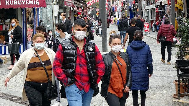 Yoğun bakım doluluk oranı yüzde 80'in üzerinde olan Edirne'de vakalar 40-55 yaşlarında