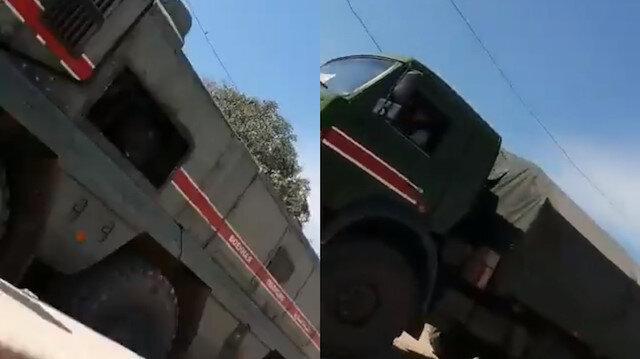 Rusya askerlerini PYD işgalindeki Tel Rıfat'tan geri çekti iddiası