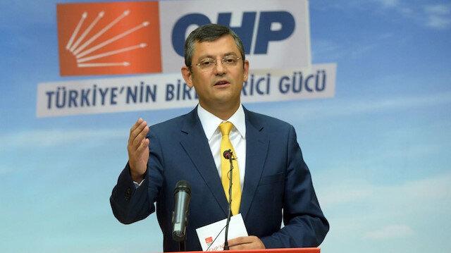CHP'li Özel'den partiden ayrılanlara çağrı: Baba evine dönecek herkesin yeri baş köşe olacak