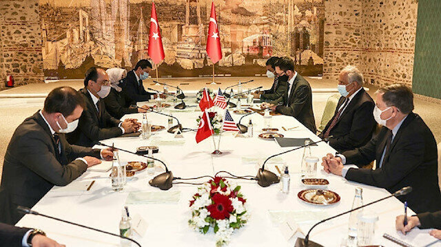 Afganistan barış süreci toplantısı 24 Nisan'da