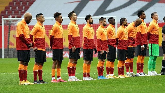 Galatasaray'ın yüzü gülmüyor