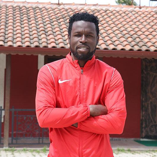 Hataysporlu futbolcu Mame Diouf: Künefeden uzak durmaya çalışıyorum