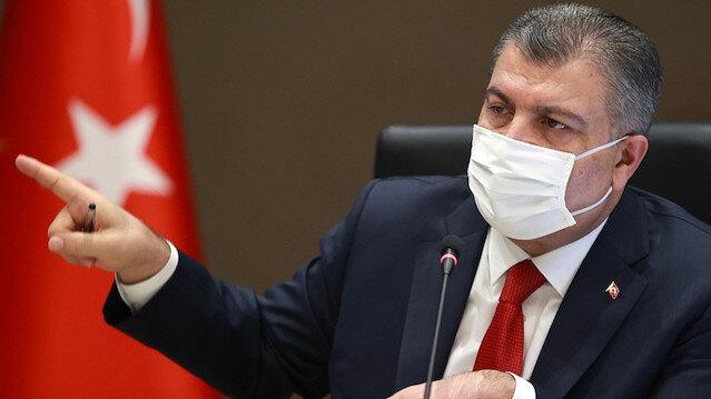 Sağlık Bakanı Koca açıkladı: Vaka sayısı en çok artan iller belli oldu