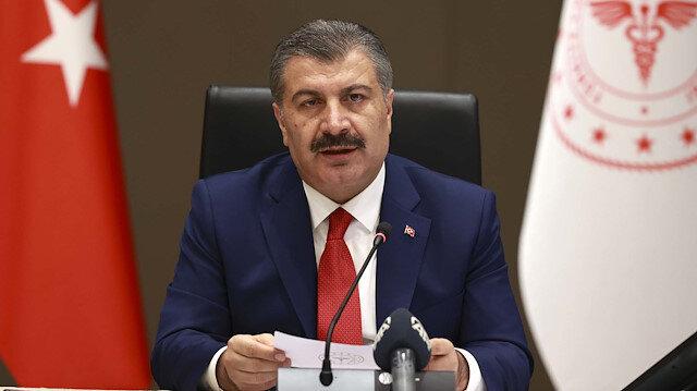 Sağlık Bakanı Koca'dan 'kısmi kapanmada vakaların azaltılması' çağrısı: Bütün işi aşıya bırakmayalım