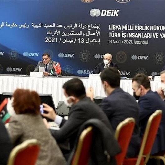 الشركات التركية تتطلع لاستئناف مشاريعها المتوقفة بليبيا