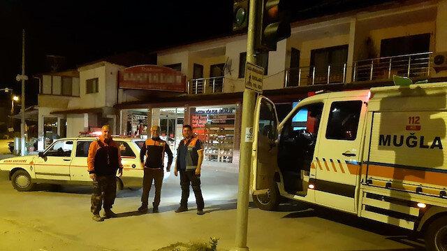 Datça'da korkutan 5.1'lik deprem sonrası alan taraması tamamlandı: Herhangi bir olumsuzluk yok