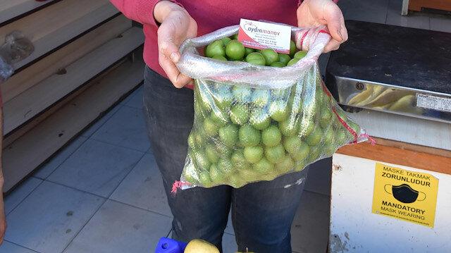 Muğla'da tezgahlarda kilosu 100 liradan satılan erik, bir saatte tükendi