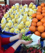 Tezgahlarda kilosu 100 liradan satıldı: Bir saatte tükendi
