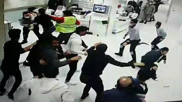 Sivas'ta hastaneyi savaş alanına çeviren 9 magandaya ceza yağdı