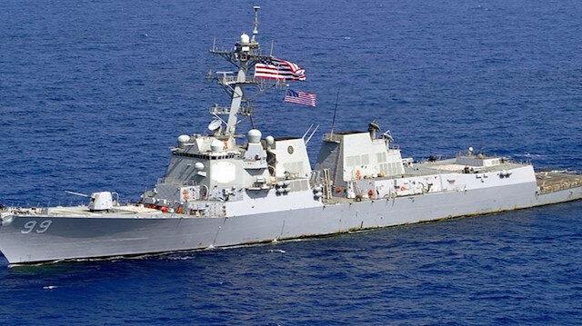 ABD Karadeniz'e çıkacağı bildirilen savaş gemilerinin Boğazlardan geçişini iptal etti
