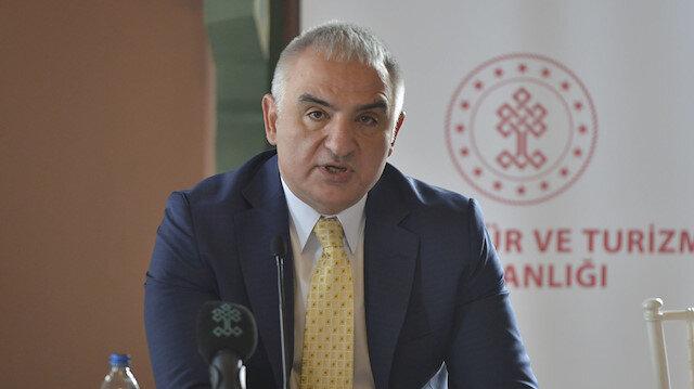 Bakan Ersoy'dan Rusya'nın uçuş sınırlamasına ilişkin açıklama