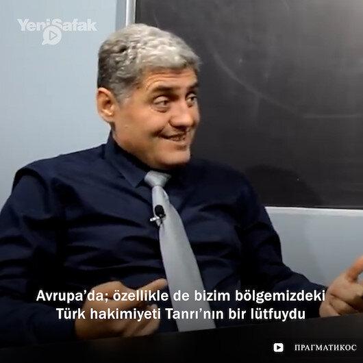 Sırp Tarihçi ve Yazar Petroviç: Türk hakimiyeti Tanrının lüftuydu, Roma Kilisesi bizi yakardı