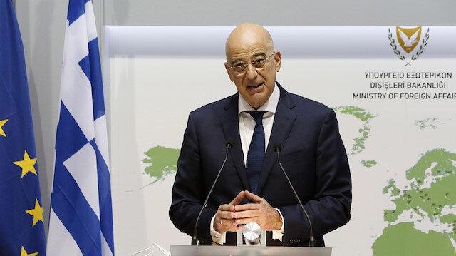 Yunanistan Dışişleri Bakanı Dendias Türkiye'de