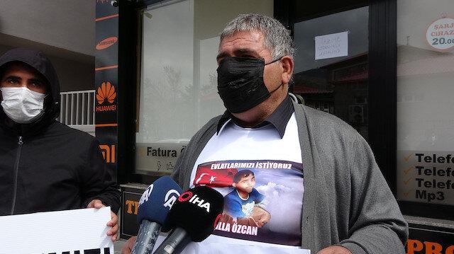 HDP önündeki evlat nöbeti sürüyor: Bunlar Kürdün düşmanı Ermenilerin dostudur