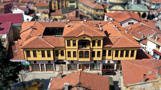 Osmanlı yadigarı 153 yıllık tarihi han turizme kazandırılması için gün sayıyor