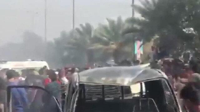 Bağdat'ta patlama: en az 4 ölü, 17 yaralı
