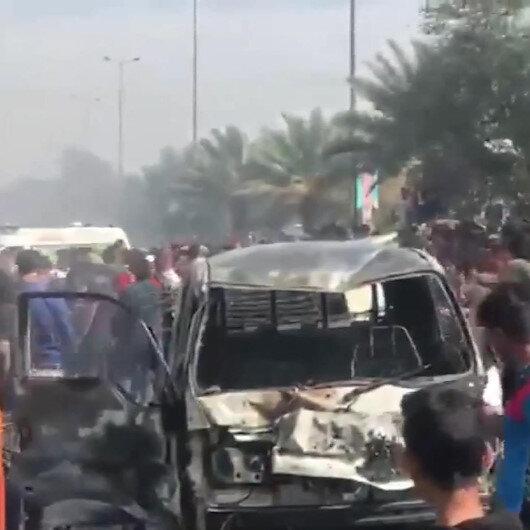 Bağdatta patlama: en az 4 ölü, 17 yaralı