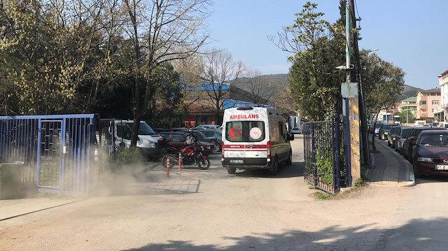 Kocaeli'de döküm fabrikasında kazan patladı: 5 yaralı