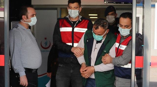 Denizli'de kendisini polis olarak tanıtıp 70 yaşındaki kişiyi dolandıran şüpheli tutuklandı