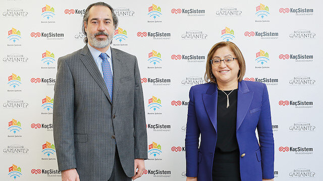 'Benim Şehrim' hizmeti cebe girecek: Gaziantep'e dijital altyapı
