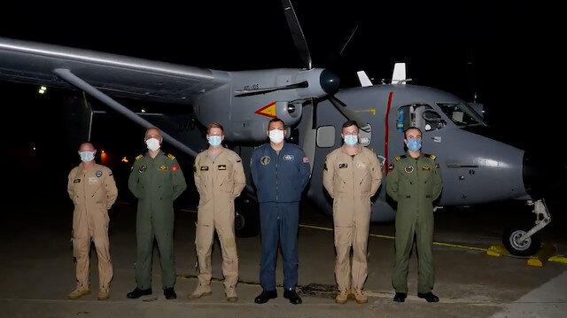 NATO'nun gönderdiği Polonya askeri personeli Adana'ya ulaştı