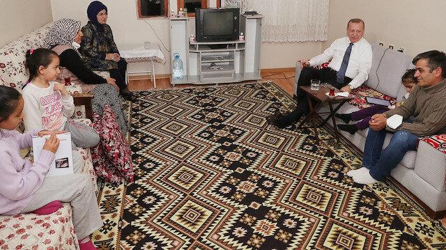 Erdoğan'ın çat kapı iftarlarının dört kuralı: Sahura kadar başka şey yenilmeyecek