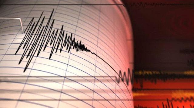 İzmir açıklarında 3.9 büyüklüğünde deprem