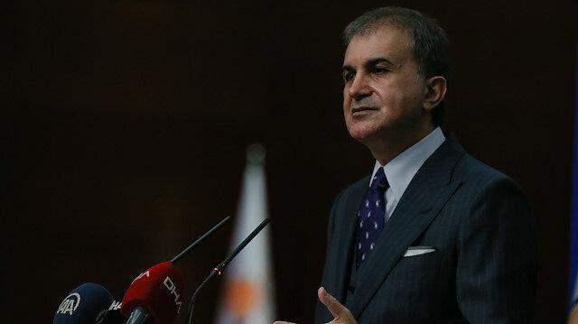 AK Parti Sözcüsü Çelik'ten Yunan Bakan Dendias'a tepki: Bağnazlığın dolaştığı yerde diplomasi bulunmaz